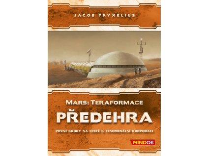 Mars: Rozšíření Předehra