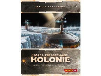 Mars: Rozšíření Kolonie