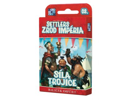 Settlers: Zrod impéria - Síla trojice