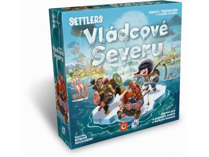 Settlers: Vládcové severu (samostatná hra)