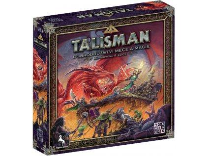 Talisman: Dobrodružství meče a magie - revidovaná 4. edice