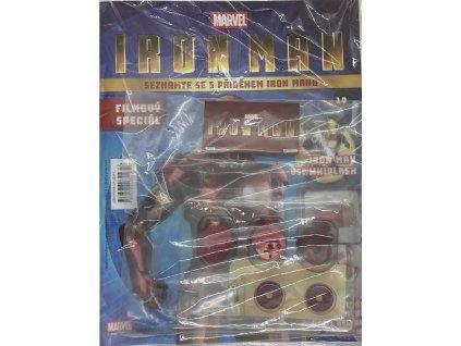 Figurka Iron Man De AGOSTINI 10