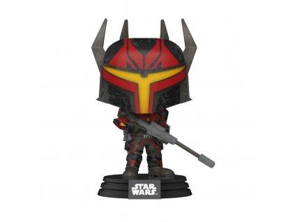 Figurka Funko POP! Star Wars Clone Wars - Gar Saxon