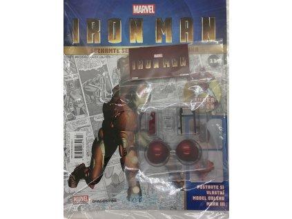 Figurka Iron Man De AGOSTINI 11