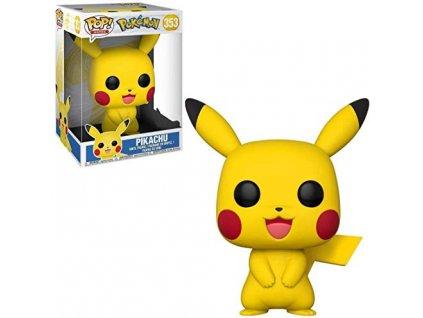 Figurka Funko POP! Pokémon S1 - Pikachu