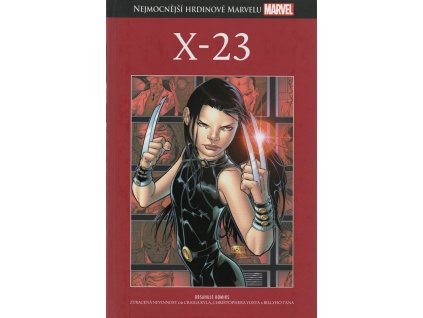 NHM 116: X-23 (nový)