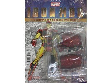 Figurka Iron Man De AGOSTINI 12