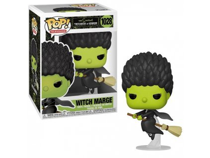Witch Marge 1028 The Simpsons Treehouse Of Horror Pop