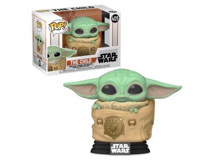 Figurka Funko POP! Star Wars: Mandalorian - The Child in Bag