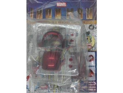 Figurka Iron Man De AGOSTINI 14