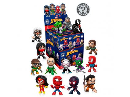 Figurka Mystery Mini: Spiderman