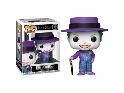 Figurka Funko POP! DC Comics Batman 1989 Joker s kloboukem