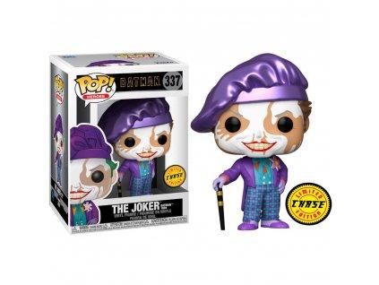 Figurka Funko POP! DC Comics Batman 1989 Joker s kloboukem [CHASE]