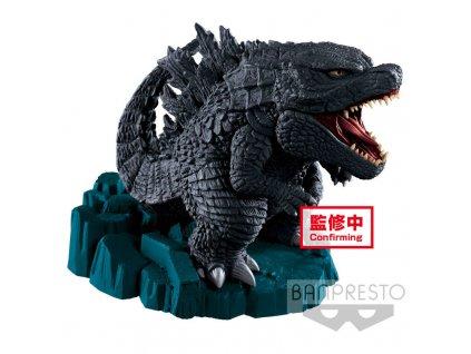 Figurka Godzilla King of the Monsters Deforume Godzilla figure