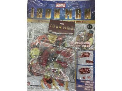 Figurka Iron Man De AGOSTINI 15