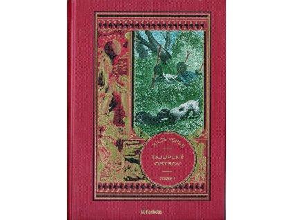 Jules Verne kolekce knih 7: Tajuplný ostrov svazek 1