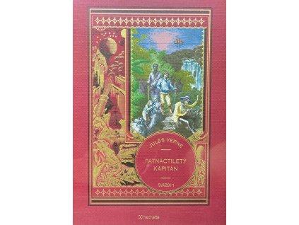 Jules Verne kolekce knih 16: Patnáctiletý kapitán svazek 1