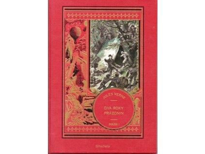 Jules Verne kolekce knih 22: Dva roky prázdnin svazek 1