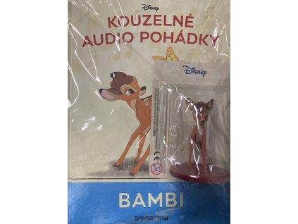 Disney kouzelné audio pohádky 21: Bambi