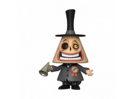 Funko POP! POP Disney: NBC- Mayor w/Megaphone w/Chase Vinyl Figure 10cm