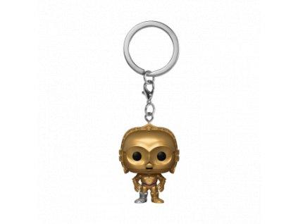 Funko POP! POP Keychain: Star Wars - C-3PO