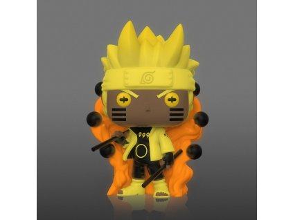 Naruto POP! Animation Vinyl Figure Specialty Series Naruto Six Path Sage (Glow) 9 cm