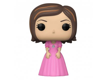 Friends POP! TV Vinyl Figure Rachel in Pink Dress 9 cm