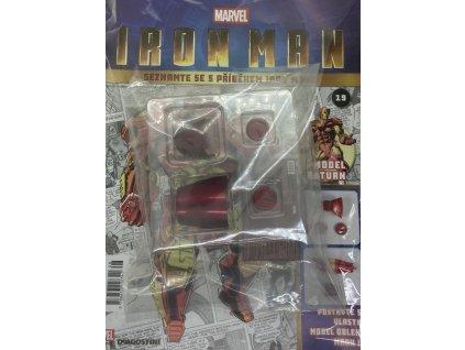 Figurka Iron Man De AGOSTINI 19