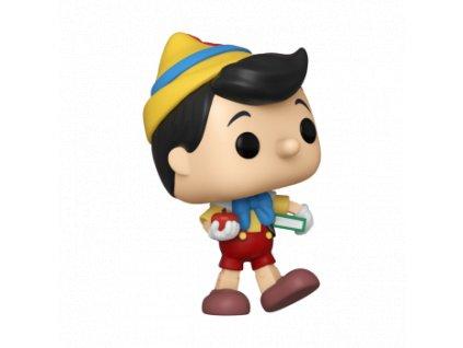 Funko POP! Pinocchio - School Bound Pinocchio Vinyl Figure 10cm