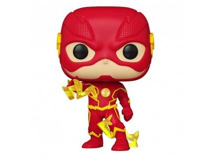 The Flash POP! Heroes Vinyl Figure The Flash 9 cm
