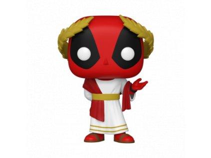 Funko POP! Deadpool 30th - Roman Senator Deadpool Vinyl Figure 10cm