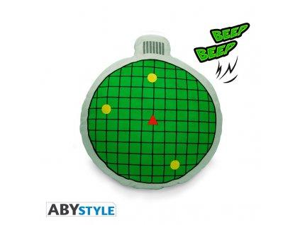 dragon ball cushion radar with sound
