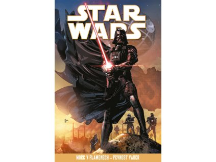 0067924588 A101M0F0000414 Star Wars more v plamenech Pevnost Vader 2d