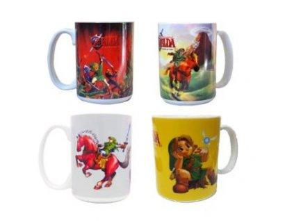 Mug Zelda Ocarina of Time 3D 320 ml
