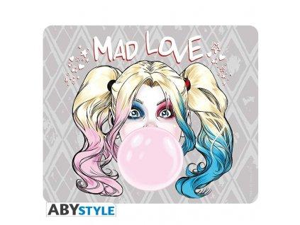 DC COMICS - Tapis de souris souple - Harley Quinn Mad Love