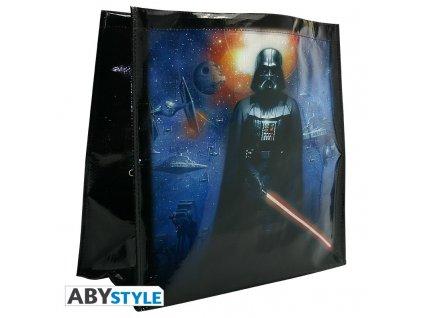 """STAR WARS - Shopping Bag - """"Yoda/ Vader"""" X4"""