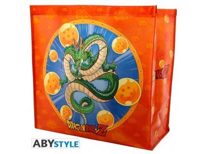 """DRAGON BALL - Shopping Bag - """"DBZ/Shenron & Kame Symbol"""" X4"""
