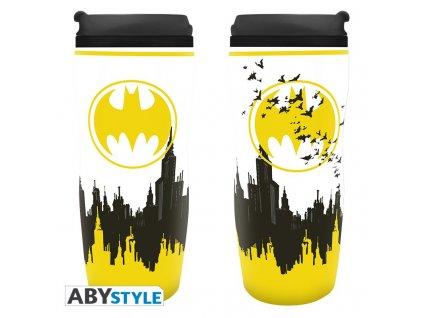 """DC COMICS - Mug de voyage """"Batman"""""""