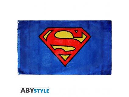 "DC COMICS - Drapeau ""Superman"" (70x120)*"