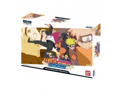 NARUTO BORUTO JEU DE CARTES - Naruto Shippuden & Boruto Set X1*