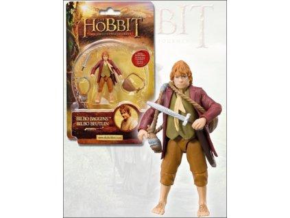 THE HOBBIT - Figurines Articulées 9cm Bilbo