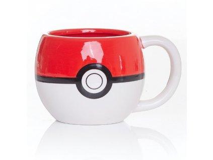 POKEMON - Mug 3D POKEMON POKEBALL