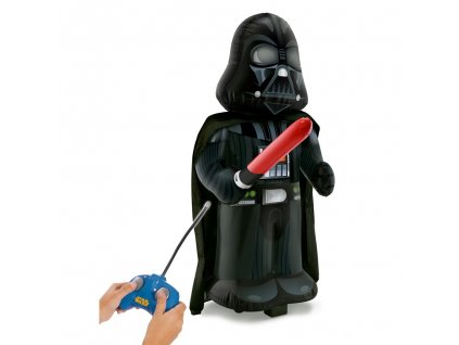 STAR WARS - Radio Control Gonflable sonore Darth Vader 80cm