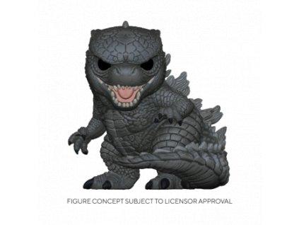 "Funko POP! Godzilla Vs Kong - 10 Godzilla Vinyl Figure"""