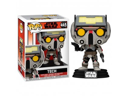 Funko POP Star Wars: Bad Batch - Tech