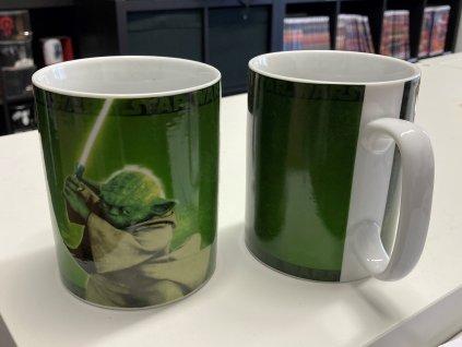 Hrnek STAR WARS Yoda
