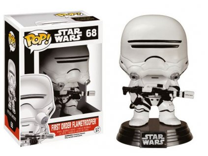 424580 1 figurka funko pop star wars episode vii the force awakens first order flametrooper
