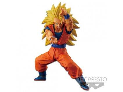 DRAGON BALL - Figurine de Collection SS3 Son Goku 16cm