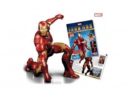 Figurka Iron Man De AGOSTINI 42