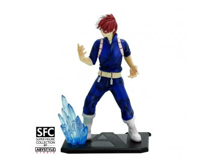 my hero academia figurine shoto todoroki x2